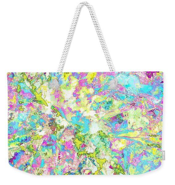 Take A Step Back To See Better Weekender Tote Bag