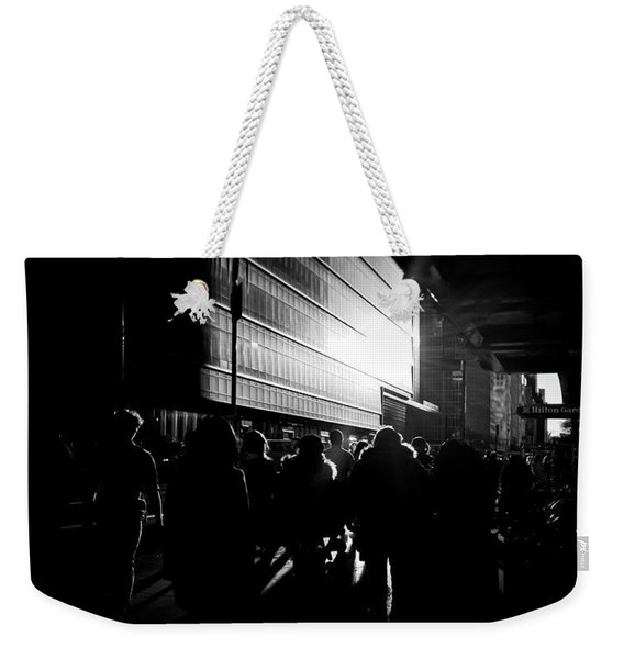 Take A Stroll With Me Once Again Weekender Tote Bag