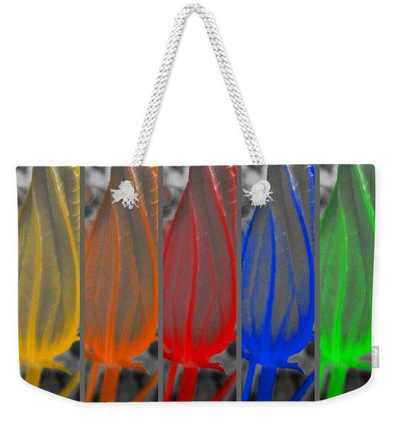 Take Five  Weekender Tote Bag