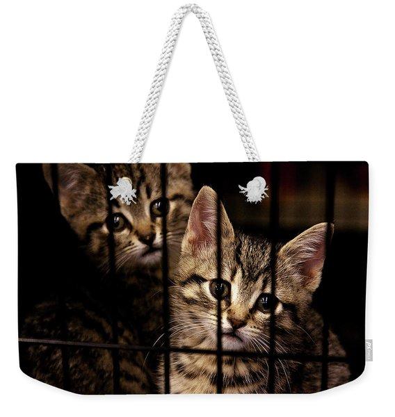 Take Me Home Weekender Tote Bag