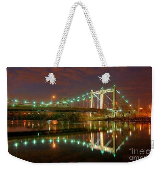 Take Me To The River Weekender Tote Bag