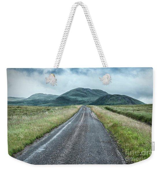 Take Me To The Valley Weekender Tote Bag