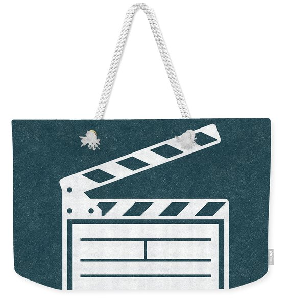 Take One- Art By Linda Woods Weekender Tote Bag