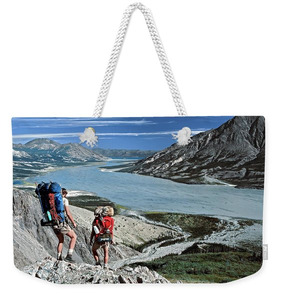 Take This View And Love It Weekender Tote Bag