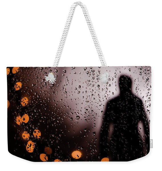 Take Your Light With You Weekender Tote Bag