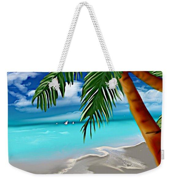 Takemeaway Beach Weekender Tote Bag