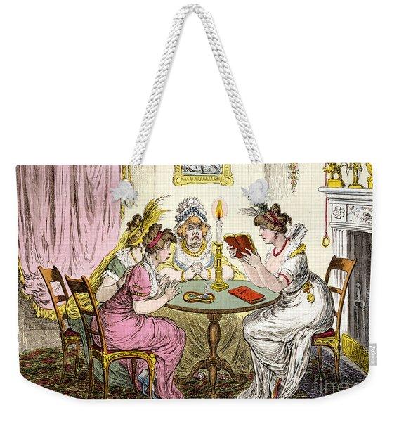 Tales Of Wonder  Weekender Tote Bag
