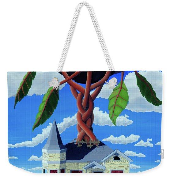 Talk Of The Town Weekender Tote Bag
