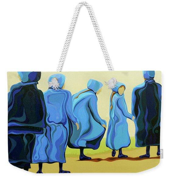 Talking The Talk Weekender Tote Bag