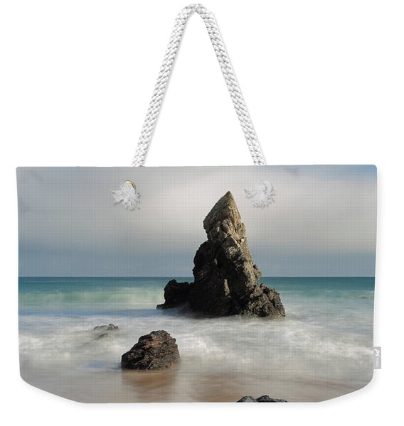 Tall And Proud On Sango Bay Weekender Tote Bag
