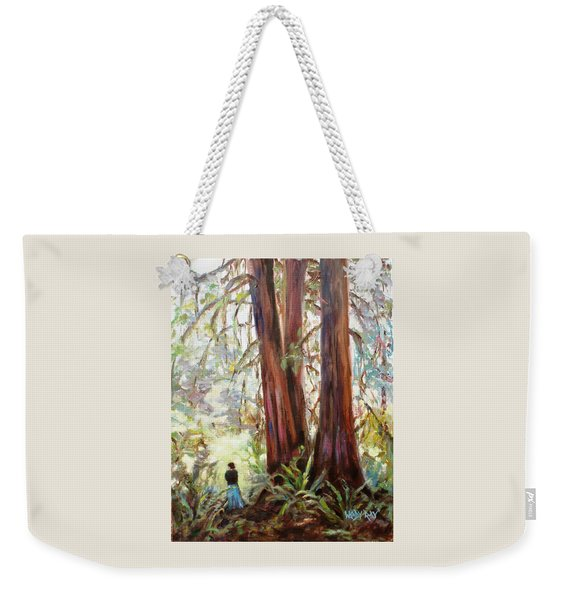 Tall Prayers Weekender Tote Bag