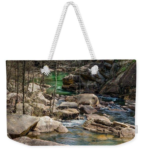 Tallulah Weekender Tote Bag