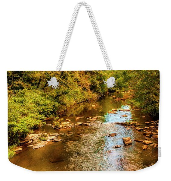 Tallulah River Weekender Tote Bag