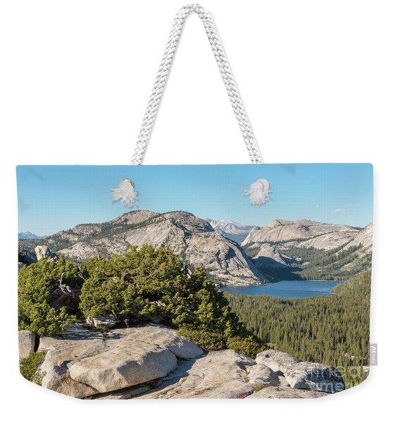 Tanaya Lake  Weekender Tote Bag
