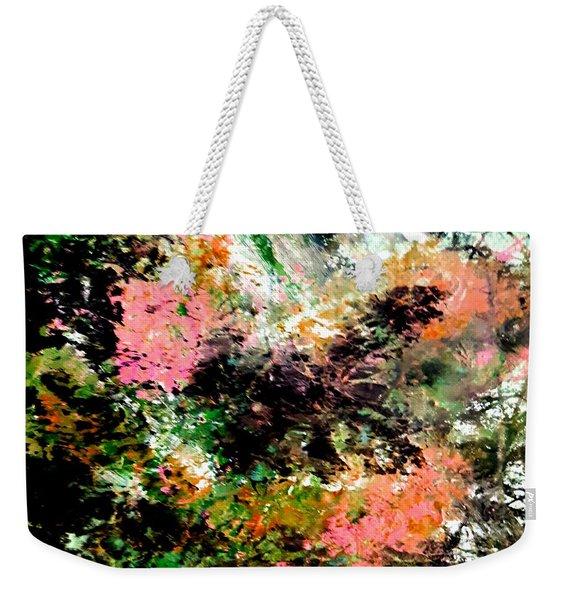 Tangled Garden Weekender Tote Bag