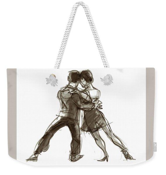 Tango Triangle Weekender Tote Bag