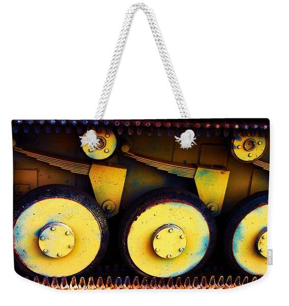 Tank Detail Weekender Tote Bag
