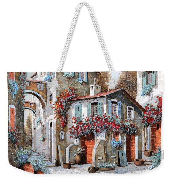 Tanti Tanti Fiori Weekender Tote Bag