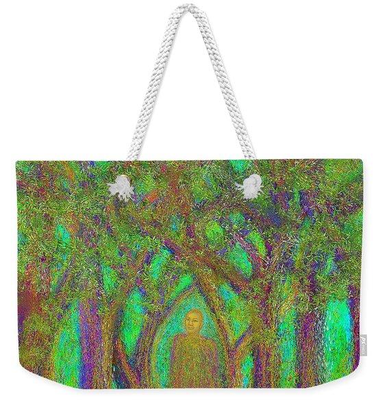 Forest King Weekender Tote Bag