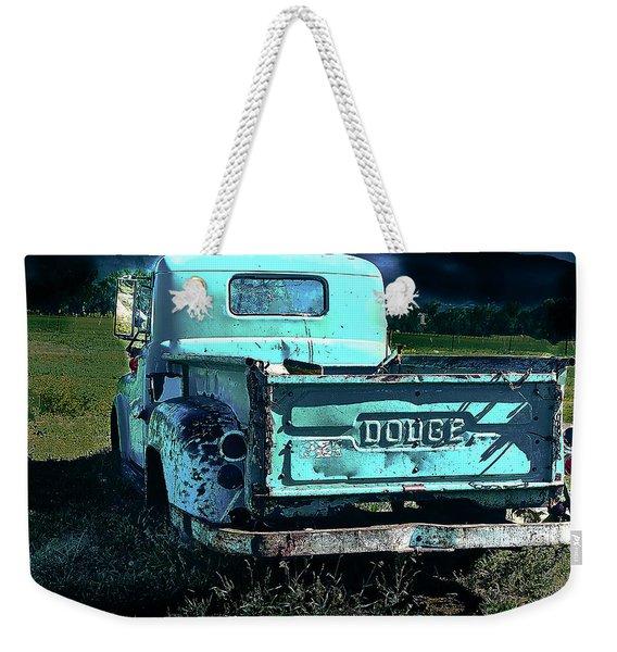 Taos Dodge Weekender Tote Bag