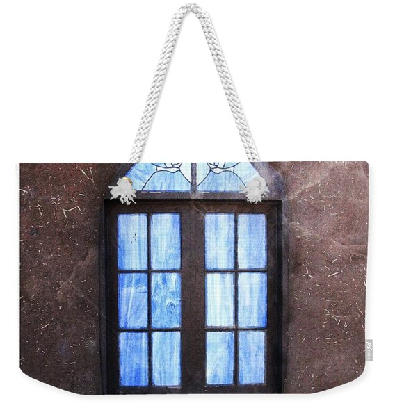 Taos, There's Something In The Light 4 Weekender Tote Bag