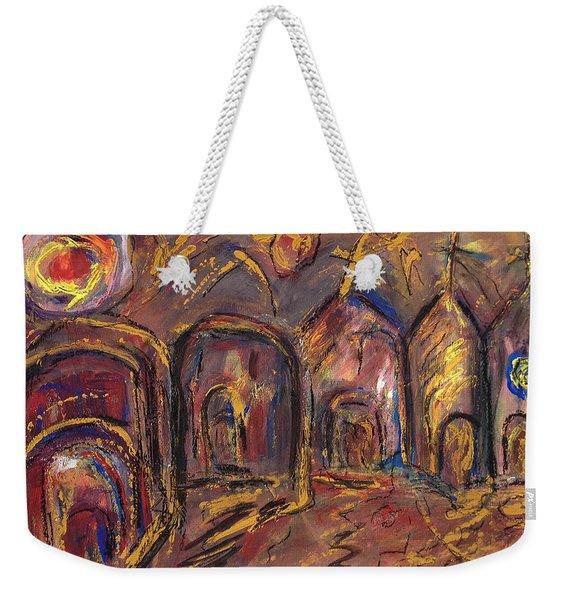 Taos's Spirit Weekender Tote Bag