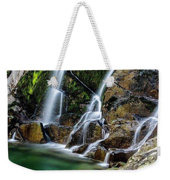 Tarcento's Cascade 2 Weekender Tote Bag