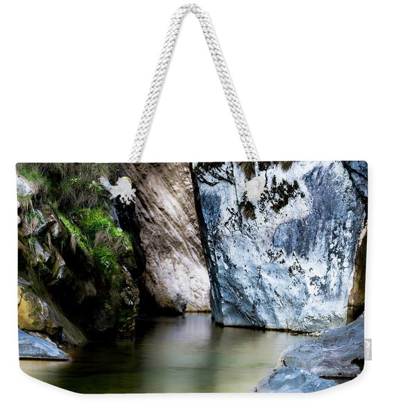 Tarcento's Cascade 6 Weekender Tote Bag