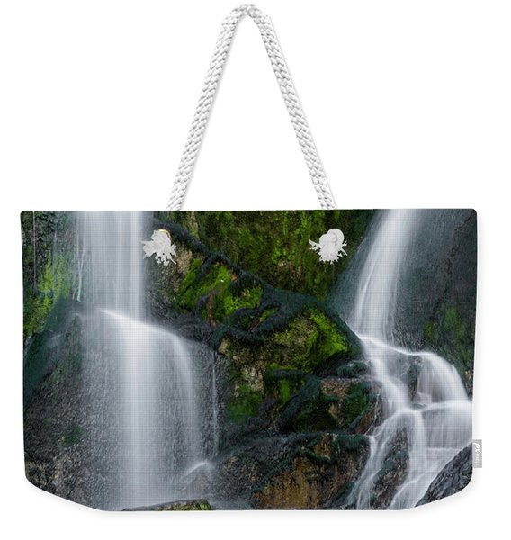 Tarcento's Cascade Weekender Tote Bag