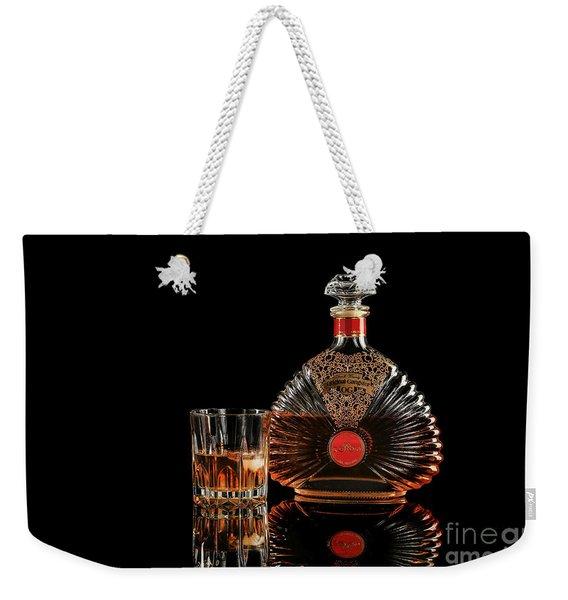 Taste The Night Weekender Tote Bag