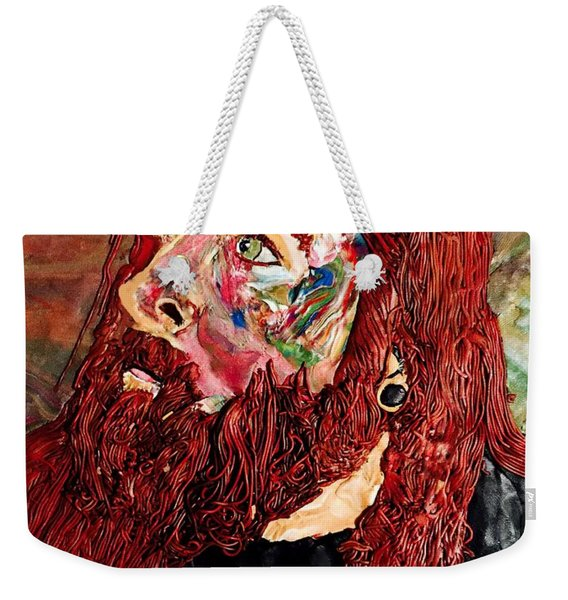 Tattoo Artist Weekender Tote Bag