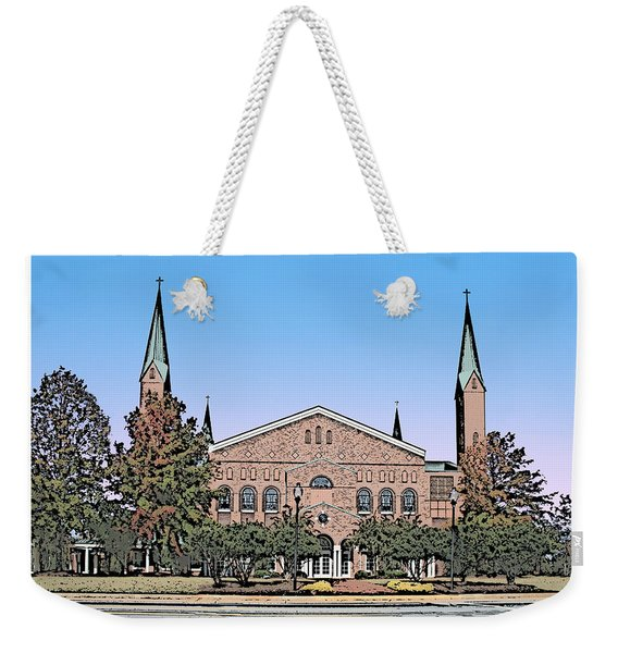 Taylors First Baptist Church Weekender Tote Bag