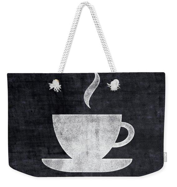 Tea And Coffee- Art By Linda Woods Weekender Tote Bag