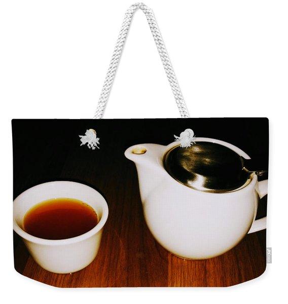 Tea-juana Weekender Tote Bag
