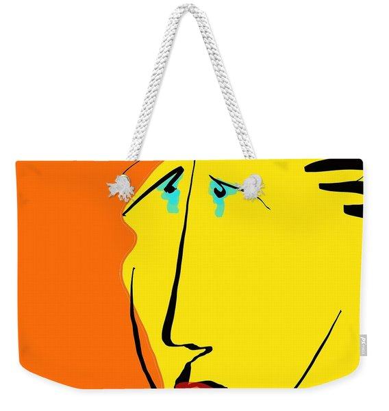 Tears 2 Weekender Tote Bag