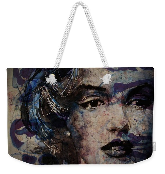 Tears Are How My Eye's Speak When  My Lips Can't Describe How Much I Have Been Hurt Weekender Tote Bag