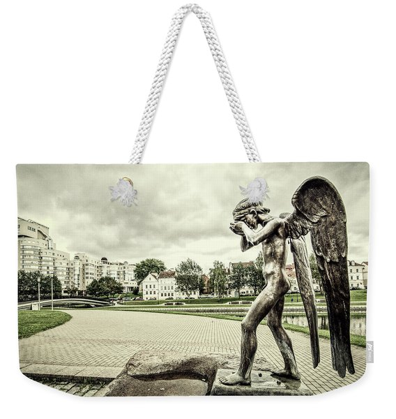 Tears For The Dead Weekender Tote Bag
