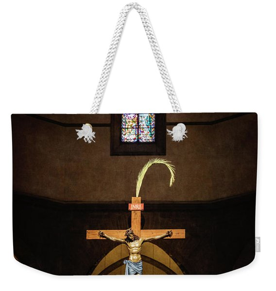 Tears In Heaven Weekender Tote Bag