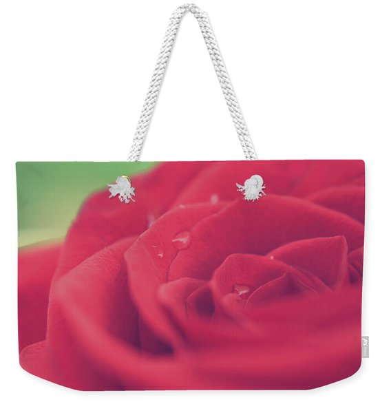 Tears Of Love Weekender Tote Bag