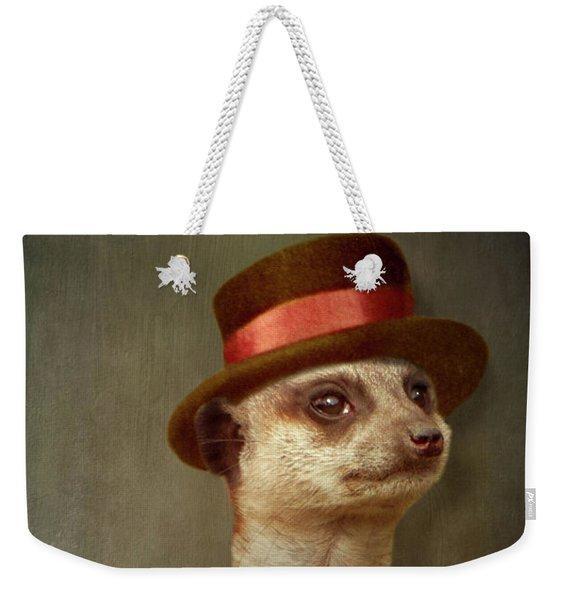 Ted Weekender Tote Bag