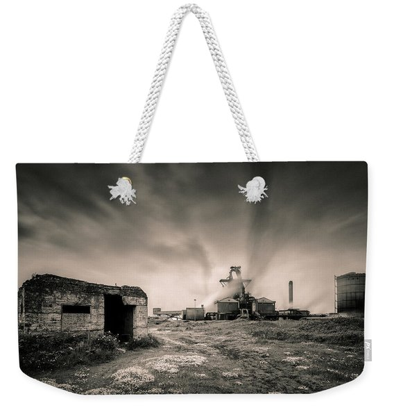 Teesside Steelworks 2 Weekender Tote Bag