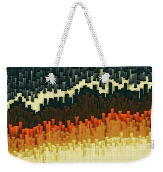 Teeth 030517 Weekender Tote Bag