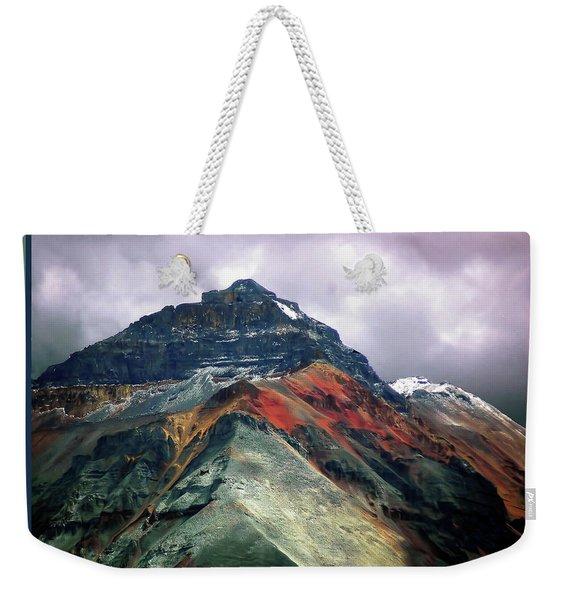 Telluride Mountain Weekender Tote Bag