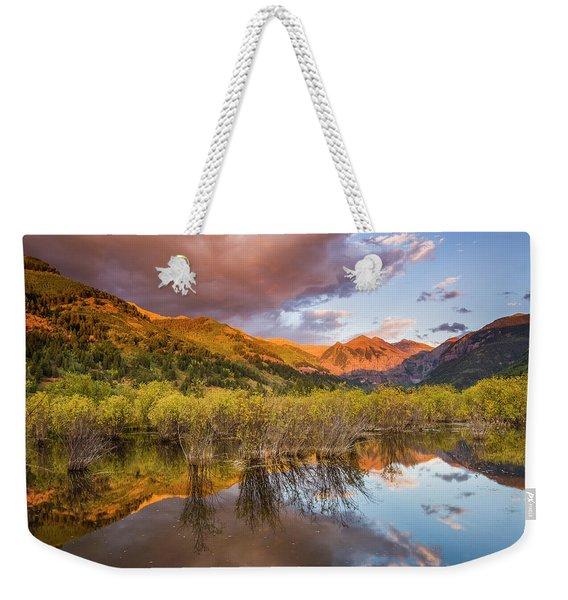 Telluride Valley Floor 2 Weekender Tote Bag