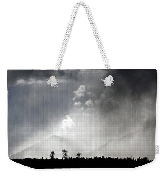 Tempest Weekender Tote Bag
