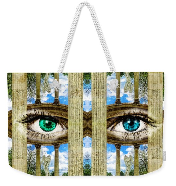 Temple Of Love Petit Trianon Versailles Palace Paris Weekender Tote Bag