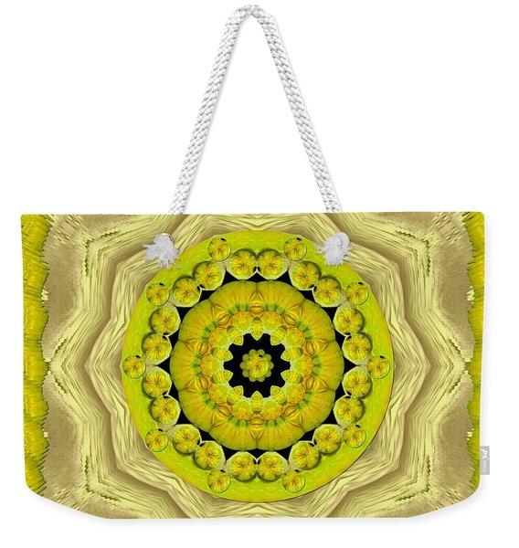 Temple Of Magic Wisdom Weekender Tote Bag