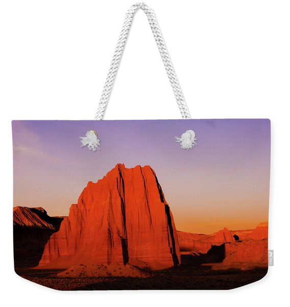 Temple Of The Sun  Weekender Tote Bag