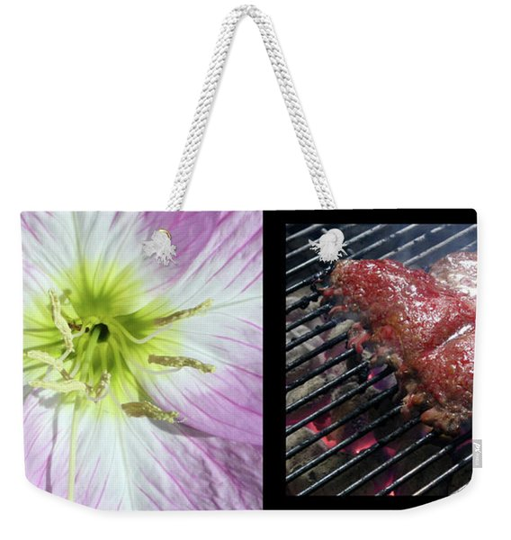 Temptation 1 Weekender Tote Bag