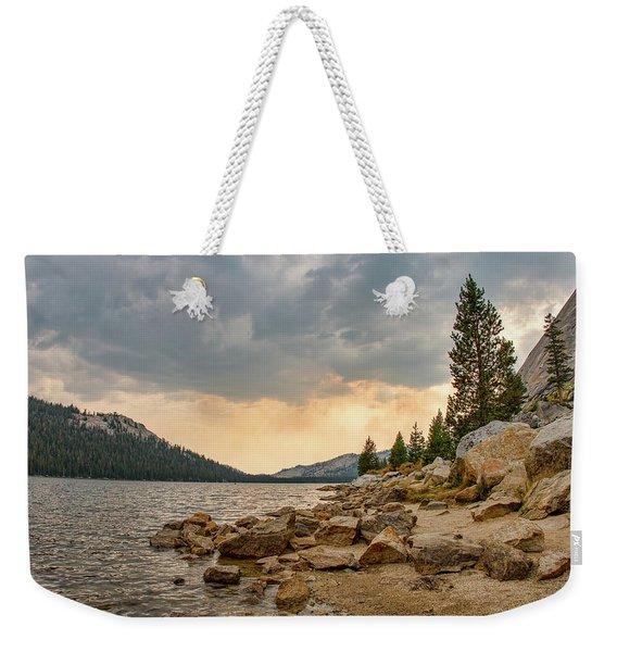 Tenaya Lake - Yosemite Weekender Tote Bag